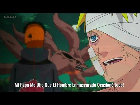 Kakashi Se Sorprende al Escuchar Que Naruto Se Encuentra Con el ...